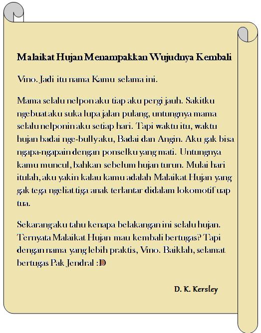 D.K Kersley